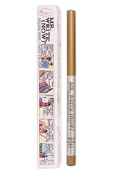 Thebalm 'Mr. Write Now' Eyeliner Pencil Jac