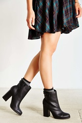 Urban Outfitters Cornel Heeled Boot Black
