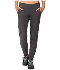 The North Face Street Lounge Pants Tnf Dark Grey Heather Prior Season Casual Pants Black