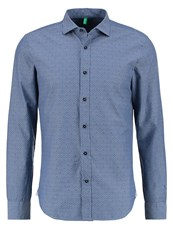 United Colors Of Benetton Regular Fit Shirt Blue