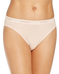 Naked High Cut Brief W120109 Rose Dust