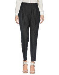 Red Valentino Redvalentino Casual Pants Steel Grey