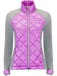 Chervo Moira Padded Jacket Purple