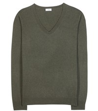 Closed Cashmere Sweater Green