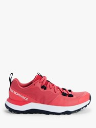 The North Face Activist Lite 'S Hiking Shoes Cayenne Red Black