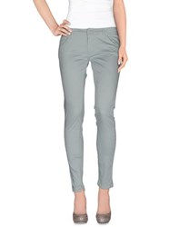 Met And Friends Trousers Casual Trousers Women Light Green