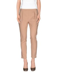 Compagnia Italiana Trousers Casual Trousers Women Camel
