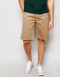 Barbour Chino Shorts Stone Beige