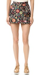 Red Valentino Tailored Skort Nero