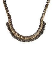 Ichi Annelin Necklace Goldcoloured