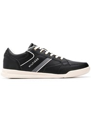 Tommy Hilfiger Runner Sneakers Black