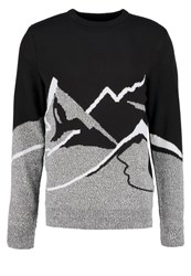 Bellfield Tryfan Jumper Black