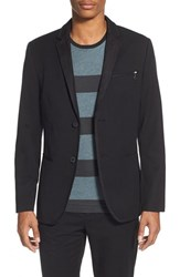 Men's Howe Microsuede Two Button Blazer