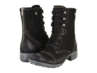 Cobb Hill Bethany Black Women's Lace Up Boots
