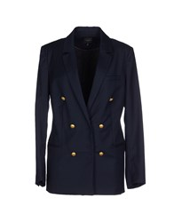 Selected Femme Suits And Jackets Blazers Women Dark Blue