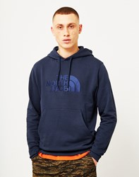 The North Face Light Drew Peak Hoodie Navy