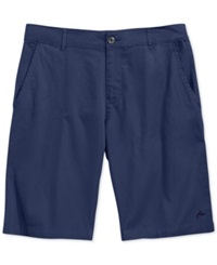 Rusty Solid Bel Air Shorts Navy Blue