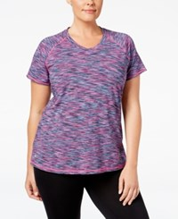 Ideology Plus Size Space Dyed Top Only At Macy's Holiday Space