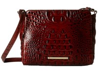 Brahmin Carrie Crossbody Pecan Cross Body Handbags Brown