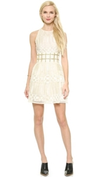 Sass And Bide The Balancing Act Dress Ivory