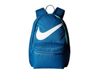 Nike Young Athletes Halfday Bts Backpack Industrial Blue Tourmaline White Backpack Bags