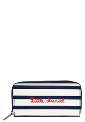 Little Marcel Wallet Marine Blue