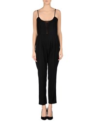 Jovonna Jumpsuits Black