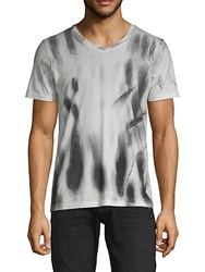 Cult Of Individuality Brushed Cotton Tee Brushed Grey
