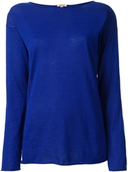 P.A.R.O.S.H. 'Milky' Top Blue
