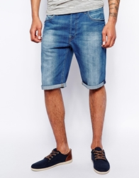 Lee Denim Shorts Straight Fit Summer Light Summerlight