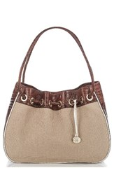 Brahmin Amy Drawstring Bucket Bag