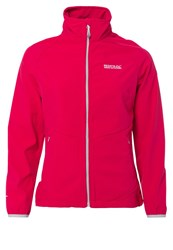 Regatta Tugela Soft Shell Jacket Pink