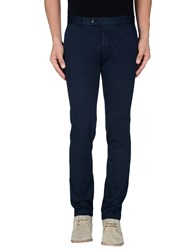 Futuro Trousers Casual Trousers Men Dark Blue