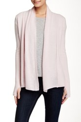 Kier And J Waterfall Cashmere Cardi Beige