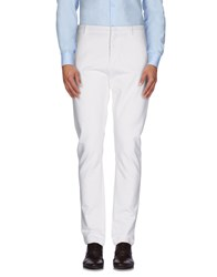 Ice Iceberg Trousers Casual Trousers Men White
