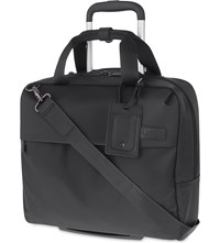 Lipault Plume Business Case Anthracite Grey