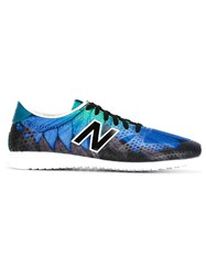 New Balance 'Butterfly Wing' Sneakers Black