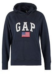 Gap Hoodie New Classic Navy Dark Blue