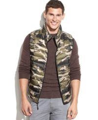 Hawke And Co. Outfitter Lightweight Packable Down Vest Sequoia Camo