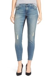 Women's Cj By Cookie Johnson 'Wisdom' Colorblock Stretch Ankle Skinny Jeans Wanted