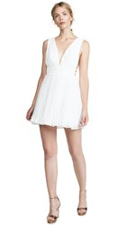 Fame And Partners The Briella Dress White