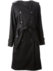 Marc By Marc Jacobs Collarless Trench Coat