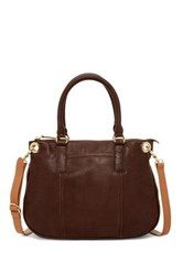 Ugg Audre Leather Satchel Brown