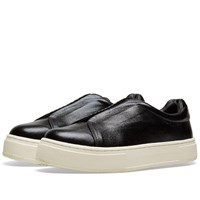 Eytys Doja Slip On Coated Black