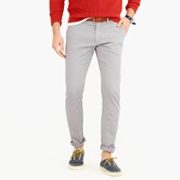 J.Crew Lightweight Garment Dyed Stretch Chino In 484 Fit