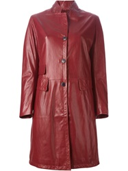 Sylvie Schimmel 'Alex' Coat Red
