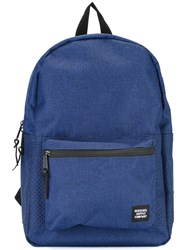 Herschel Supply Co. Plain Backpack Blue