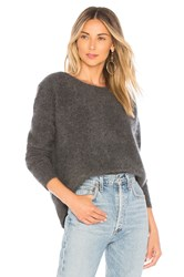 360Cashmere Catherine Sweater Gray