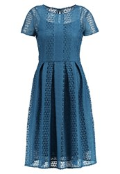 Anna Field Summer Dress Moroccan Blue Turquoise