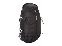 Salomon Synapse Flow 45 Aw Black Iron White Backpack Bags